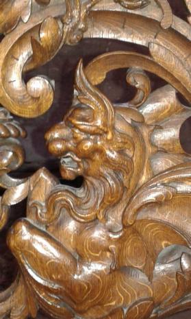 Detail sculpture