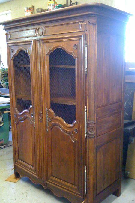 armoire XVIIIème