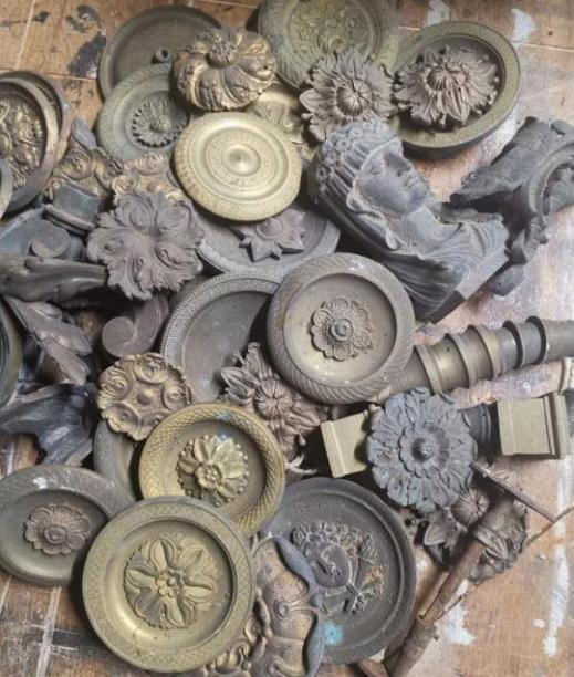 Bronzes d ameublement atelier d hermand