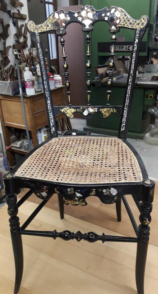 Chaise niii atelier d hermand