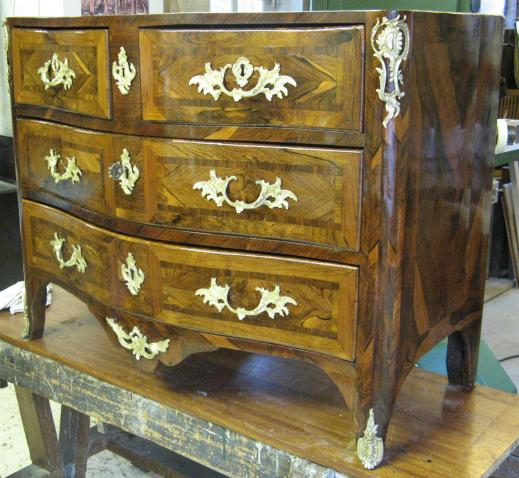 Commode criard palissandre atelier d hermand