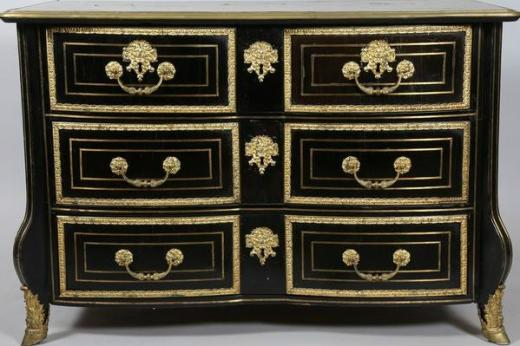 Commode mazarine atelier D.HERMAND  Paris  Oise Hauts-de-France