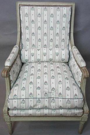 Fauteuil georges jacob 1