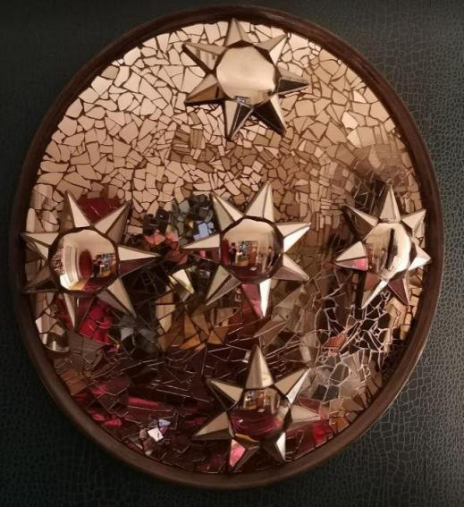 Miroir etoile coutaudier