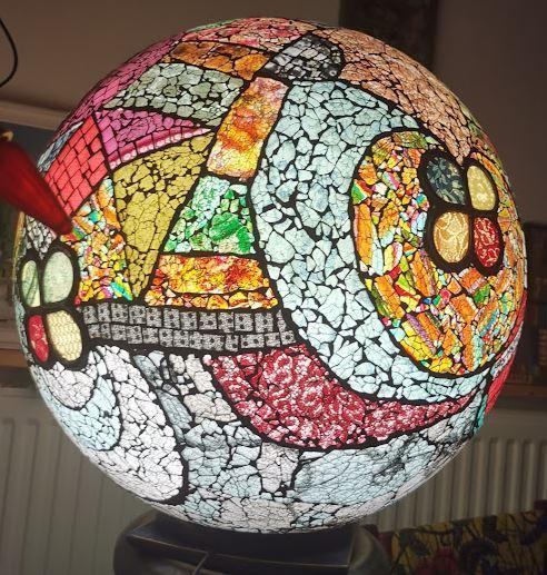 Miroir sphere coutaudier
