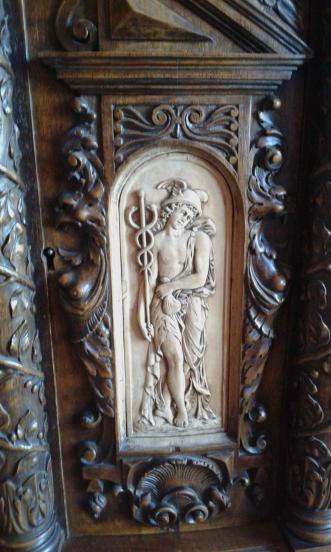 Porte meuble renaissance