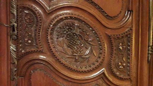 Sculpture armoire atelier d hermand 1